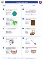 Social Studies Skills