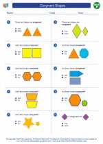 Congruent Shapes