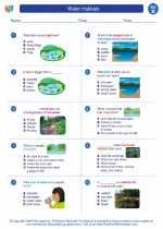 Water Habitats