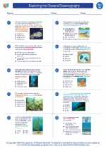 Exploring the Oceans/Oceanography