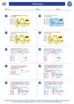 Mechanics physics worksheets and study guides high school new high school physics mechanics worksheet ibookread Read Online