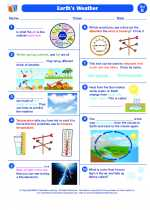 earth 39 s weather and seasons science worksheets and study guides second grade. Black Bedroom Furniture Sets. Home Design Ideas