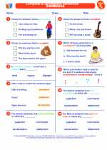 Complete & Incomplete Sentences: 2nd Grade English ...