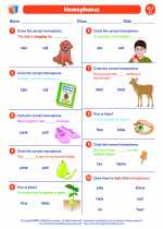 Double Negatives and Homophones