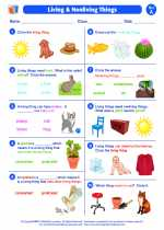 living and nonliving things science worksheets and study guides first grade tennessee standards. Black Bedroom Furniture Sets. Home Design Ideas