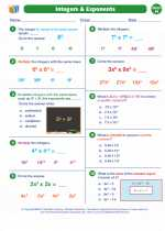 Polynomials and Exponents