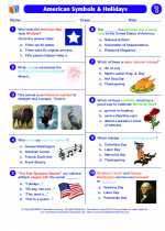 American Symbols & Holidays