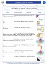 Genetics - Study of Heredity