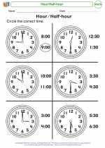Hour/Half-hour