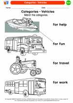 Categories - Vehicles