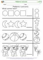 Patterns I (a-b-a-b)