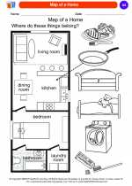 Map of a Home