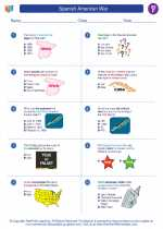 Spanish American War. Social Studies Worksheets and Study Guides ...